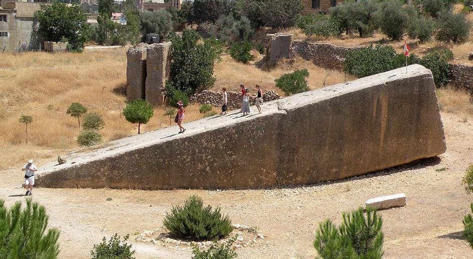 Баалбек – космодрумът на древността